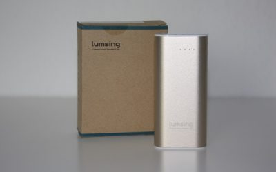 Lumsing Power Bank Grand A1 Mini