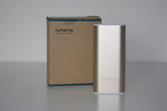 Lumsing Power Bank Grand A1 Mini